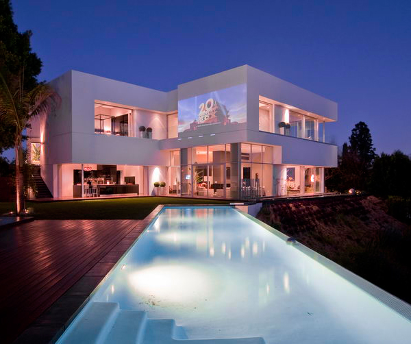 Custom Luxury Home Designs In California