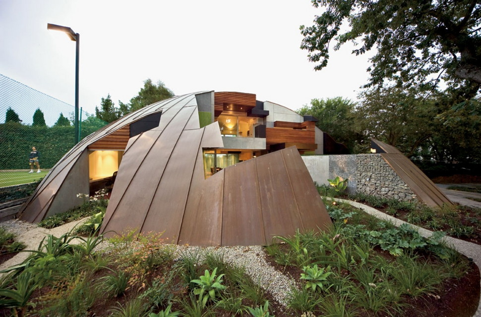 Dome House A Deconstructed Puzzle They Call Quot Home Quot