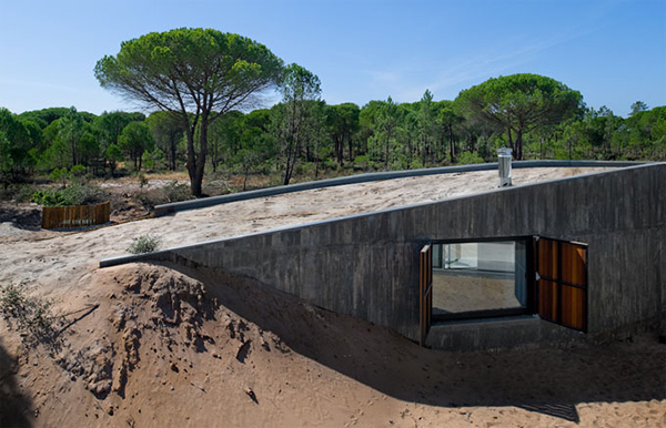 Dune Casa 1 Portugal Architect Takes Charge Build Your Own Dunes!