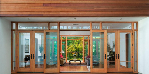 View In Gallery Earth Friendly Contemporary Wood Home 4 Part 53