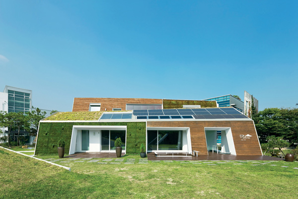 view in gallery earth friendly home designs 3jpg - Earth Home Designs