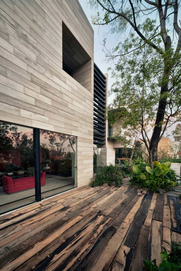 earthy elegant house mexico 6