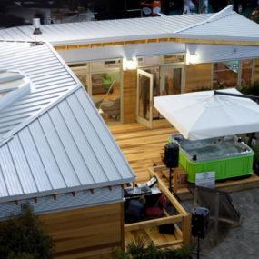 Eco Friendly Prefabricated Home – EcoFabulous House of Vancouver