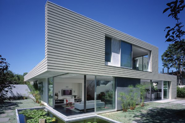 ehrlich house 1 Sustainable Architecture Firm finds inspiration in ... sustainability