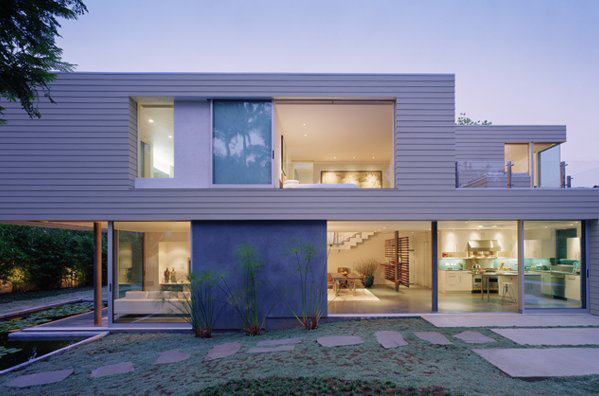 ehrlich house 8 Sustainable Architecture Firm finds inspiration in ... sustainability