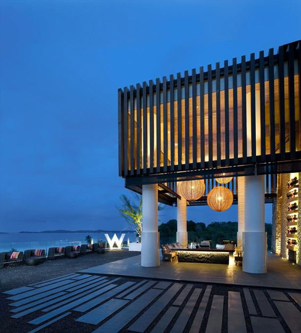 exotic island residences offer modern outdoor living 3