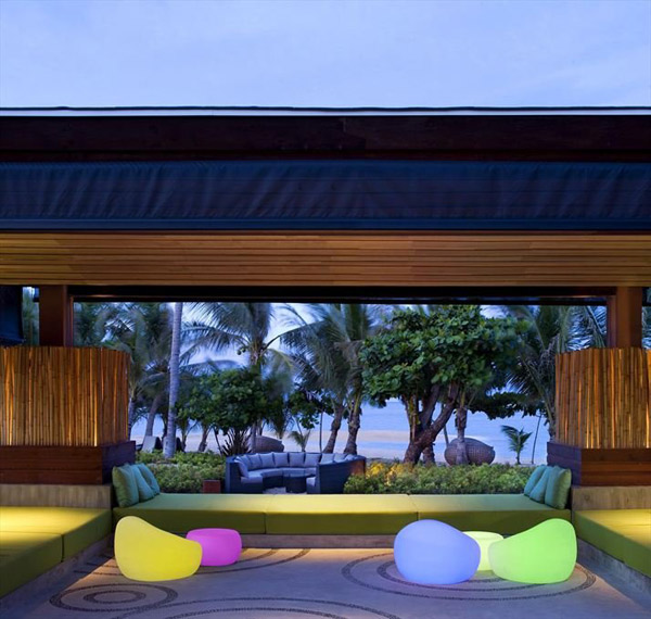 exotic island residences offer modern outdoor living 5