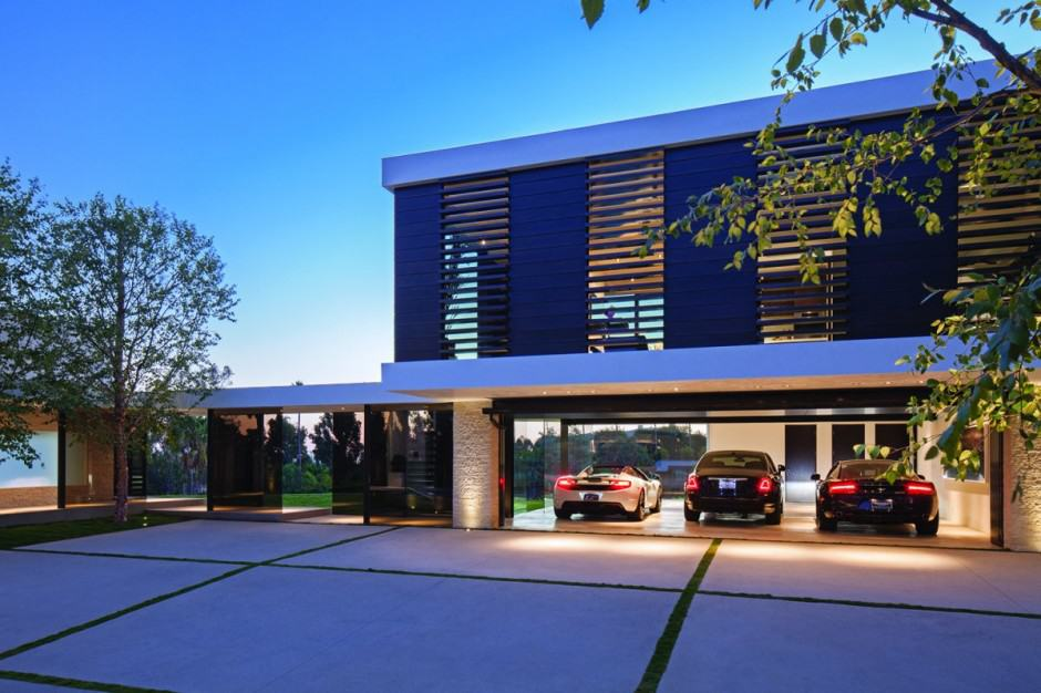 Luxury Homes With Large Garages Home Desain 2018