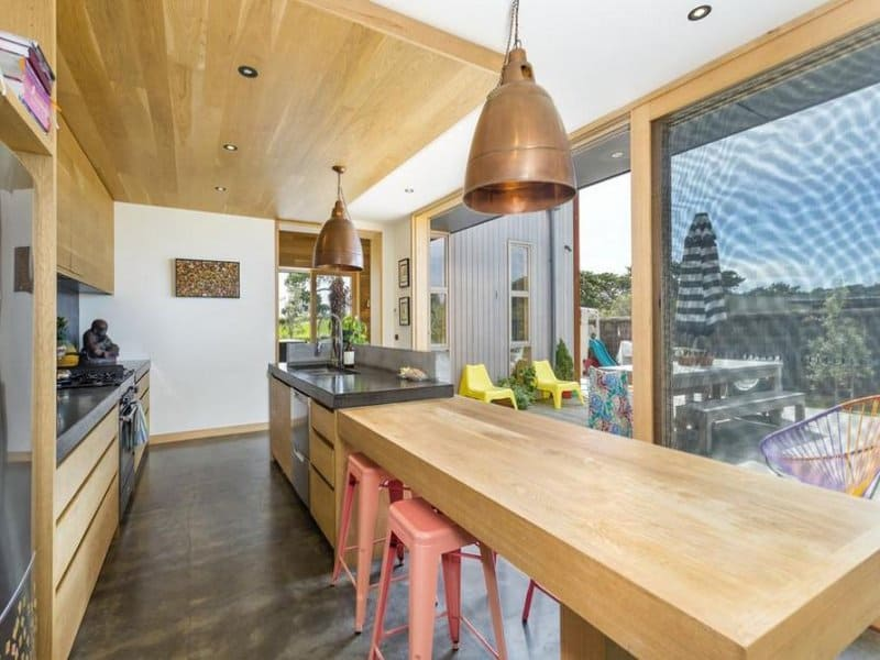 Delightful View In Gallery Family Beach House With Skate Ramp 11 Counters