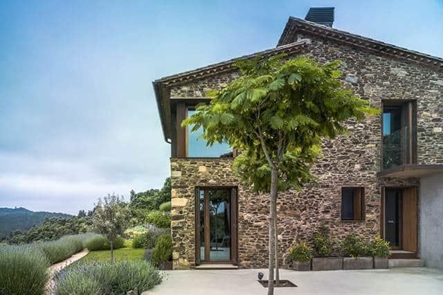 Fantastic Spanish Estate Renovation Preserves Precious