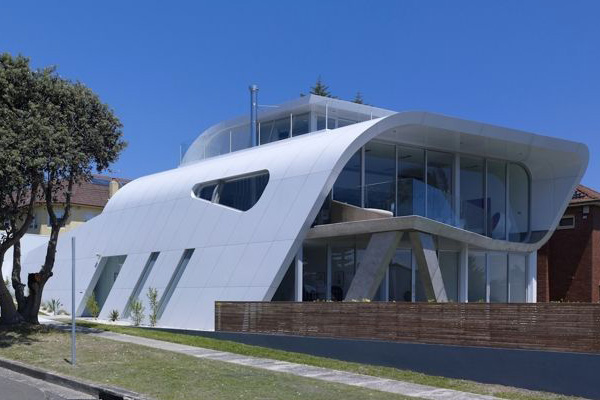 Future Home Designs U2013 Australia Architecture With Flow