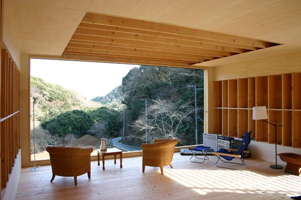 futuristic eco friendly house japan 4