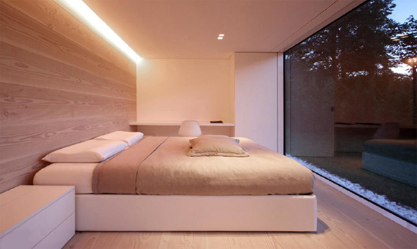 futuristic glass architecture modern switzerland house 5
