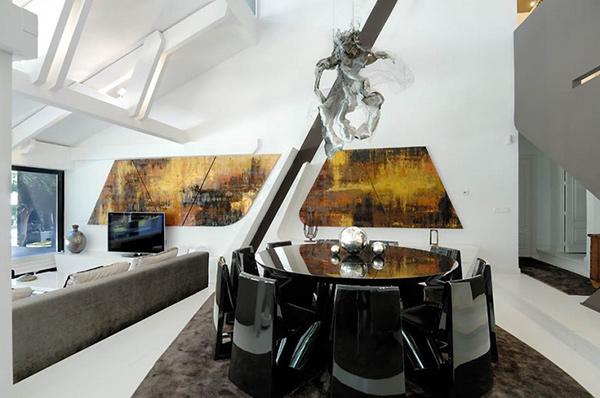 futuristic house where contemporary art meets modern living 6