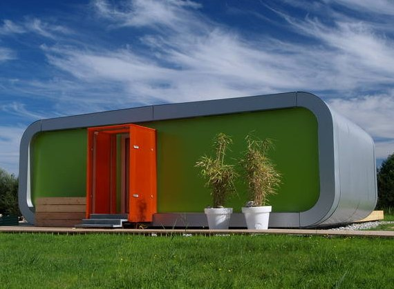 gerold pelham nomadhome 1 Modern Prefab Nomadhome – Moves When You Do
