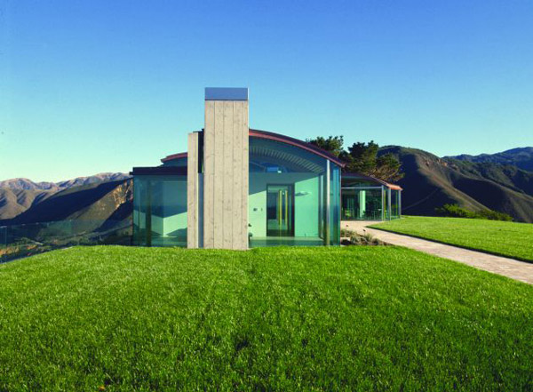 glass house architecture california 1