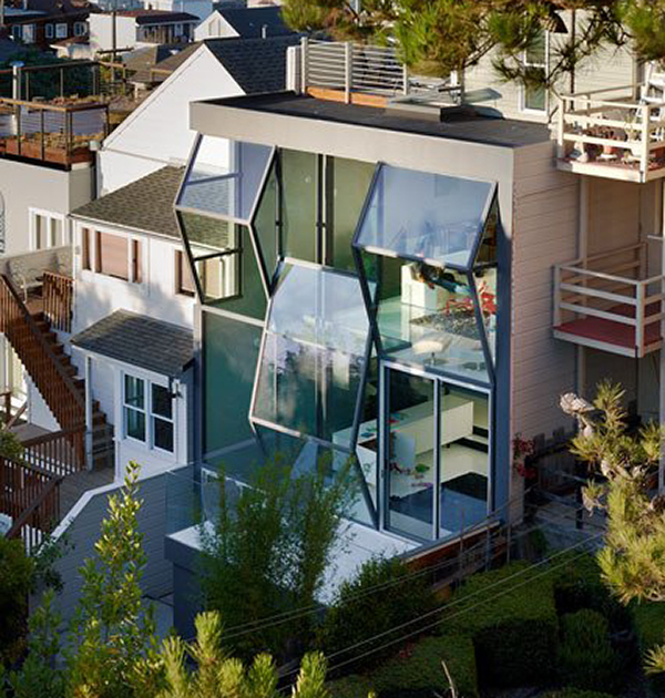 glass house zigzags into san francisco landscape 8
