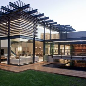 Architecture houses glass Timber Glass Houses Trendir Glass Houses Ideas Trendir