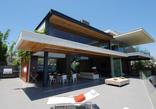 Grand View House 5 Designer House In Hollywood Hills Priceless Panoramic  City To Ocean Views For