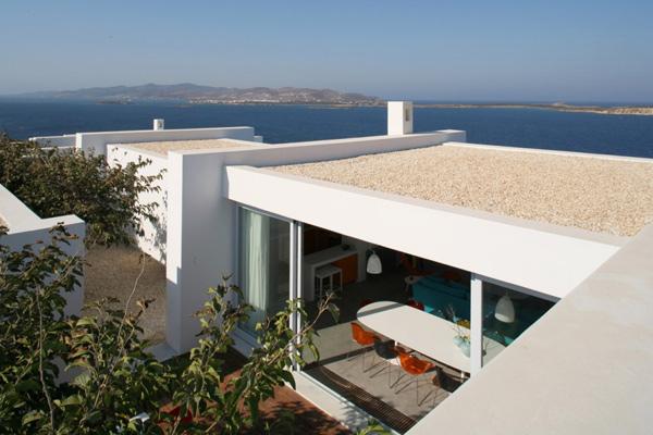 greek luxury villa brings indoors outdoors 5