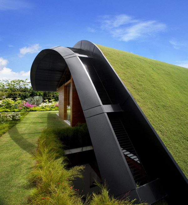 green roof architecture singapore 7