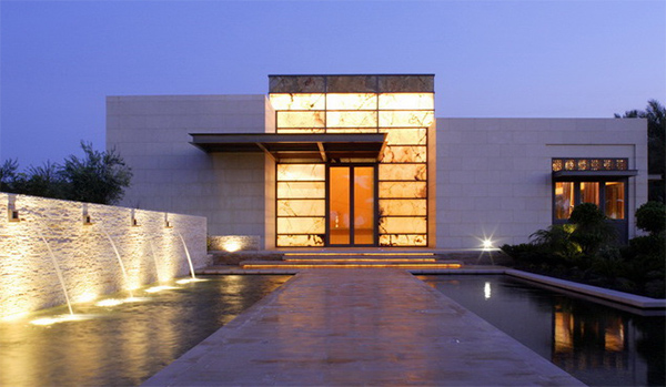 Super luxury home in the uae a desert paradise on earth for House plans blog