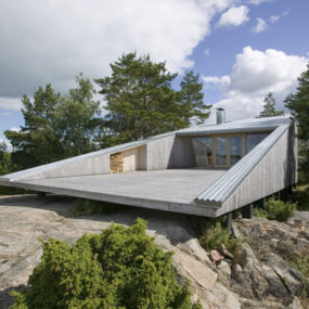 Finnish Lake House