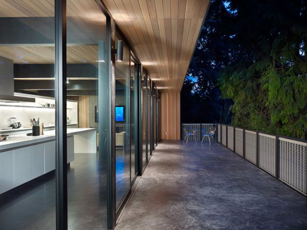 hillside home renovation 2