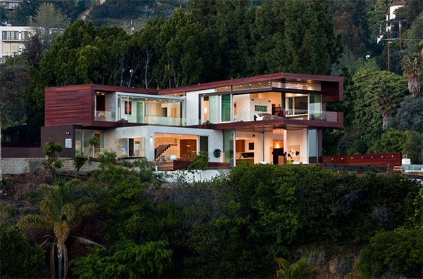 hollywood hills contemporary home assembledge 13
