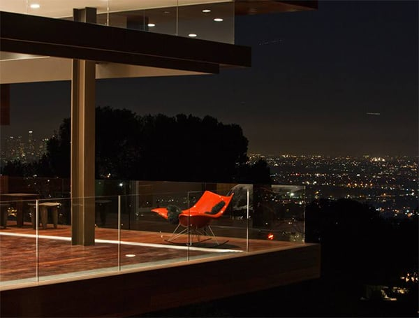 hollywood hills contemporary home assembledge 3 Hollywood Hills Contemporary Home – Sunset Plaza Villa