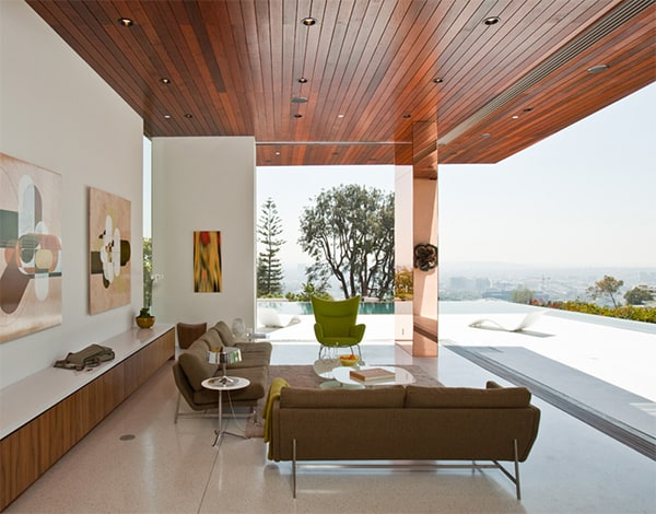 hollywood hills contemporary home assembledge 8