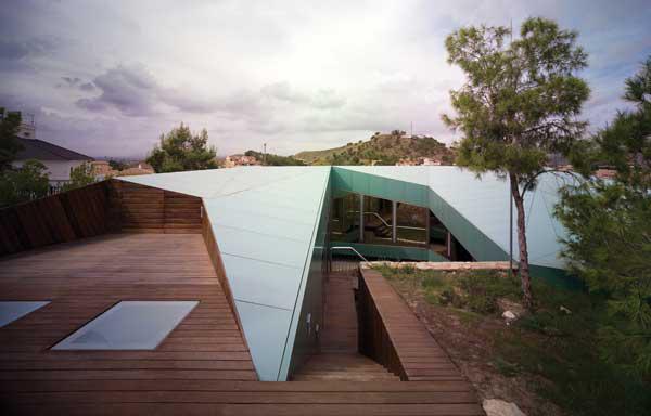 house among pines spanish architects xpiral 1 House Among Pines by Spanish Architects Xpiral