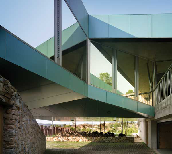 house among pines spanish architects xpiral 2 House Among Pines by Spanish Architects Xpiral