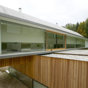Contemporary House Design in Slovenia