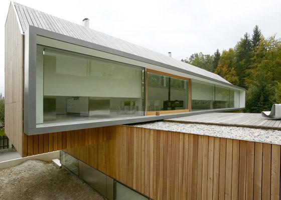 house sb 1 Contemporary House Design in Slovenia