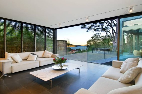 ian moore architects balmoral house 2 Balmoral House by Ian Moore Architects Brings Nature Indoors