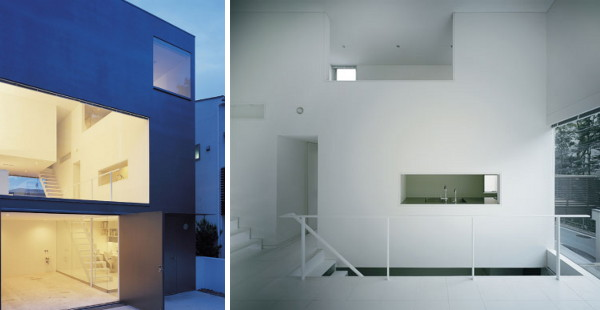industrial design house 2 Modern Industrial Design House in Japan Blends Contemporary Fashion and Function