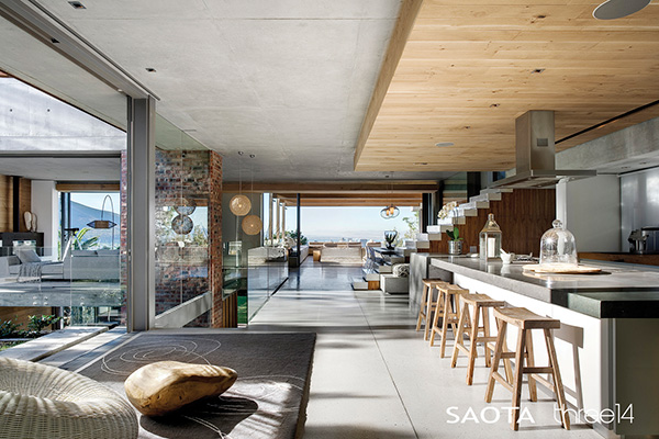 cool house interior. View in gallery insanely cool house engages nature 4 jpg Insanely on many levels