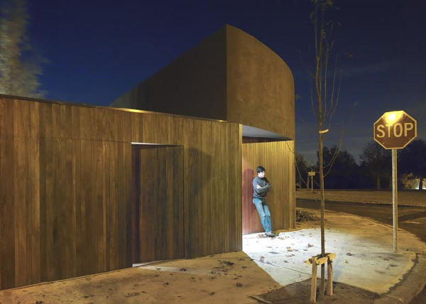 invisible house odos 1 Invisible House in Rathfarnham, Ireland by Odos Architects   No48A is anything but