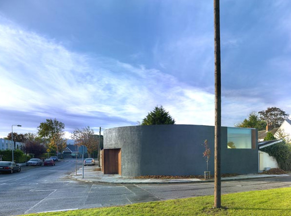 invisible house odos 2 Invisible House in Rathfarnham, Ireland by Odos Architects   No48A is anything but
