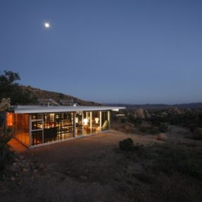 Contemporary California iT House – Sustainable Prefab Design