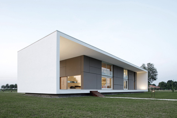 italian home architecture minimalist house 2 Italian Home Architecture  Super Minimalist House Design