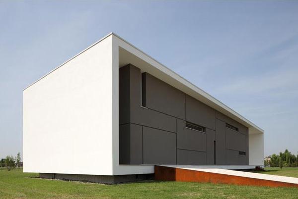 Italian Home Architecture Super Minimalist House Design