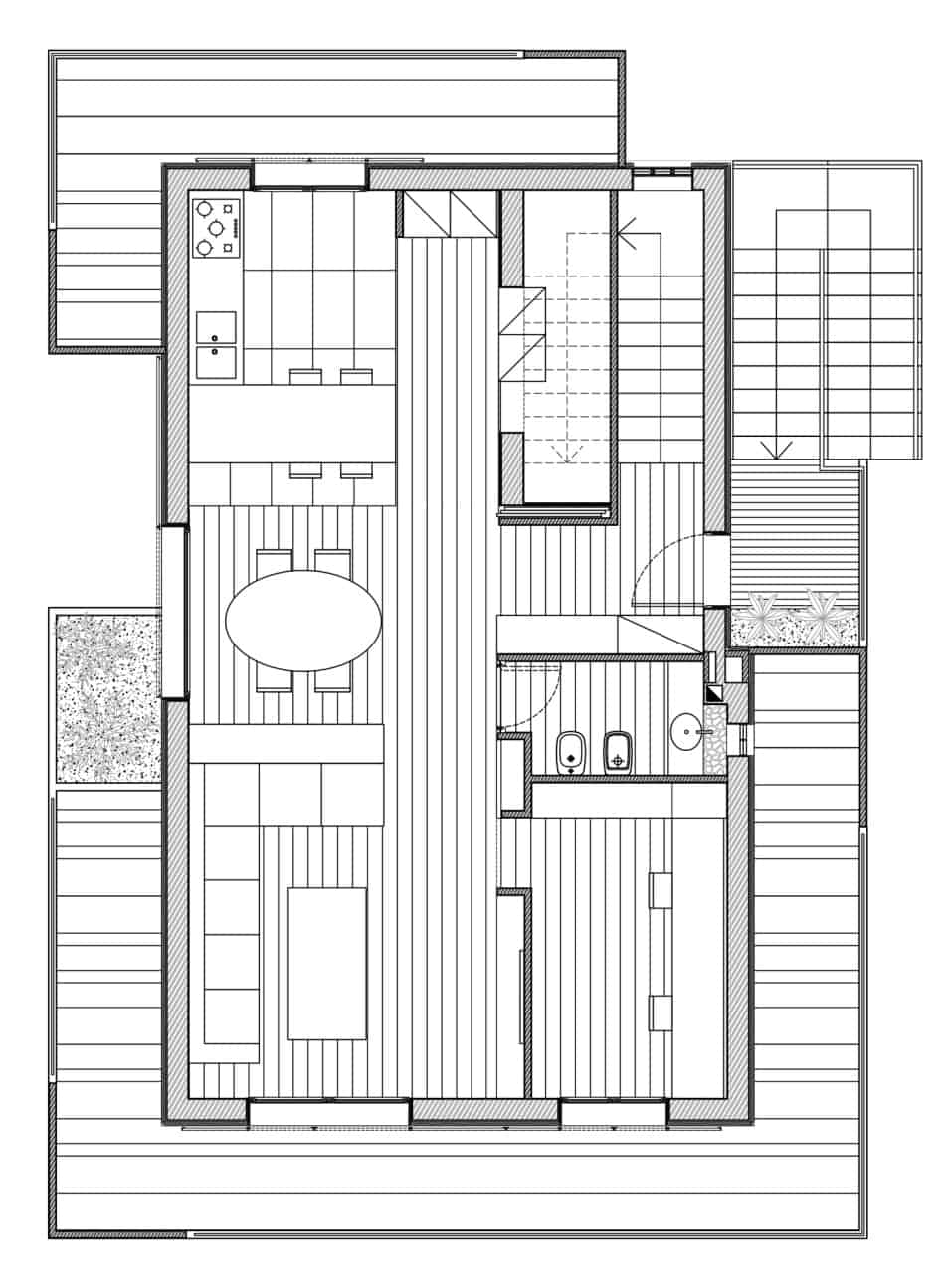 modern architecture floor plans.  Plans View In Gallery Italianmazehousewithgeometricexteriorslidinginterior For Modern Architecture Floor Plans
