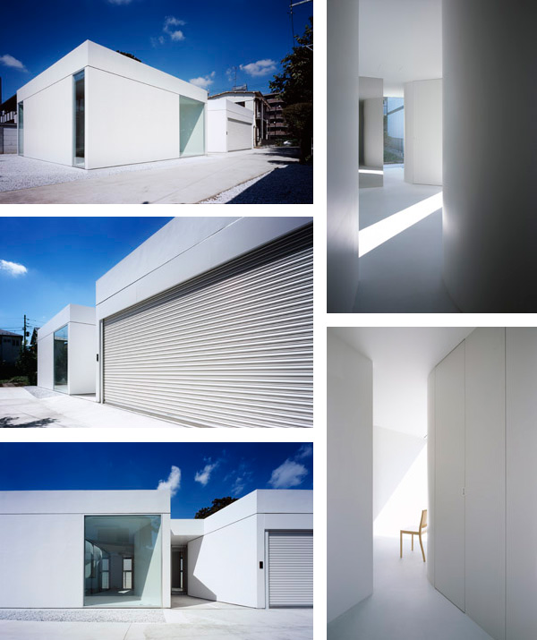 Cool Minimalist House Design In Japan