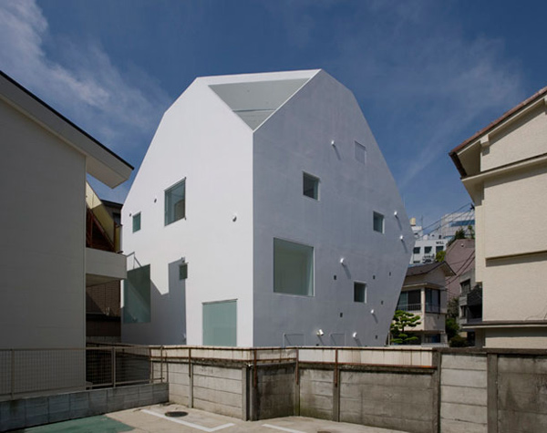 japanese house design alx 2 Innovative Architecture Firm A.L.X. Makes Its Mark In Japan