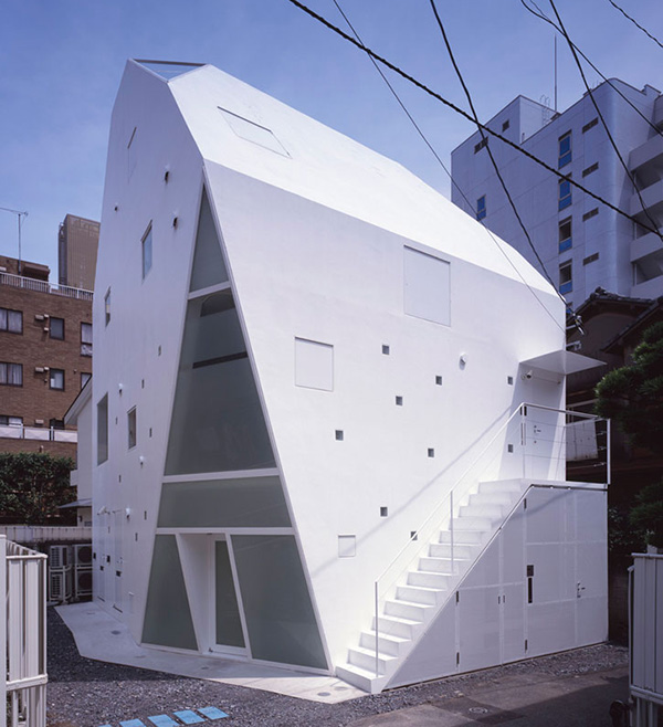 japanese house design alx 8 Innovative Architecture Firm A.L.X. Makes Its Mark In Japan