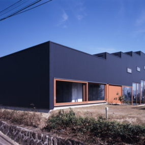 Modern Japanese Step House – Simply Stylish Urban Design