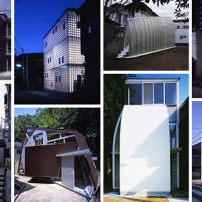 Modern Japanese Urban Architecture demands attention …