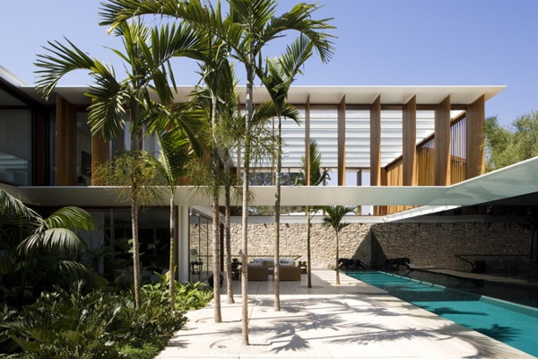 jh house 2 Resort Style Home in Sao Paolo, Brazil   spectacular outdoors
